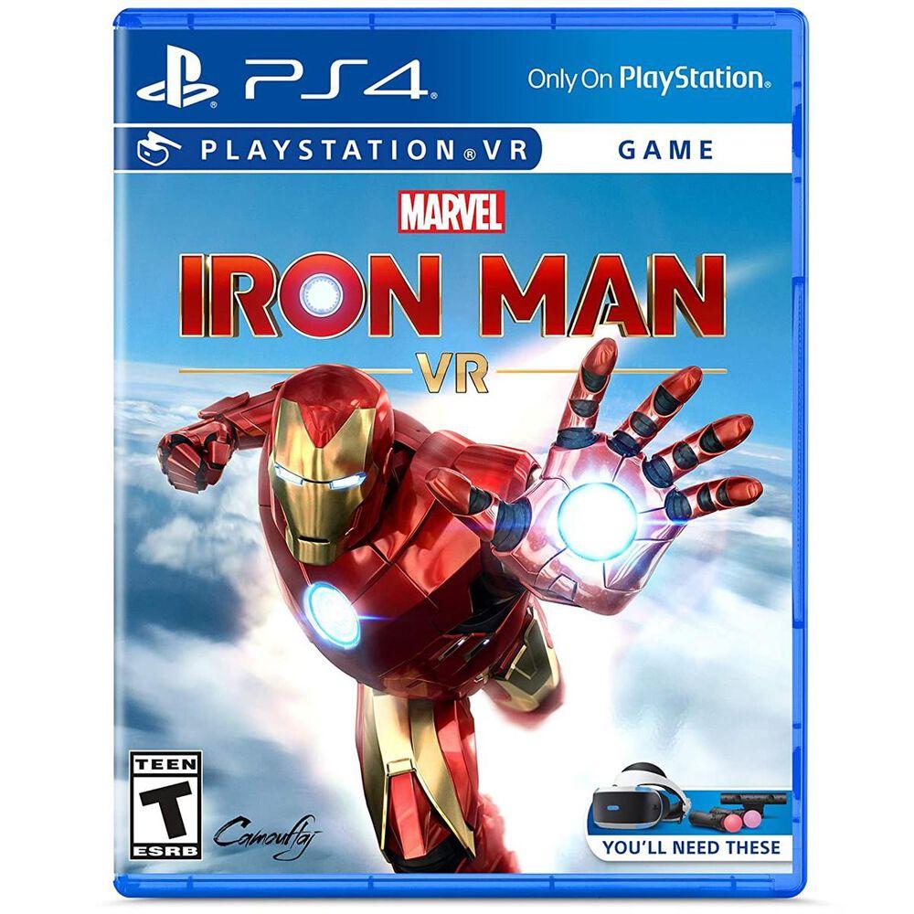 PlayStation VR Marvels Iron Man VR, , large