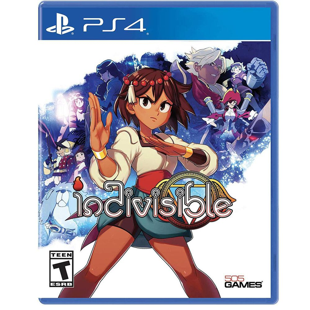 Indivisible - PlayStation 4, , large