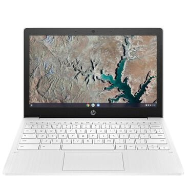 "HP 11"" Chromebook - MediaTek MT8183 - 4GB Memory - 32GB eMMC - Snow White, , large"