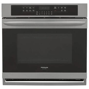 Frigidaire 30'' Single Electric Wall Oven in Black Stainless Steel, , large