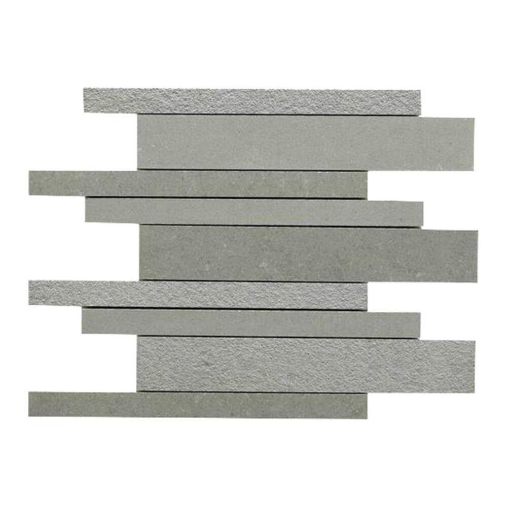 "Dal-Tile Unity 12"" x 12"" Porcelain Liner Accent in Ashgrey, , large"