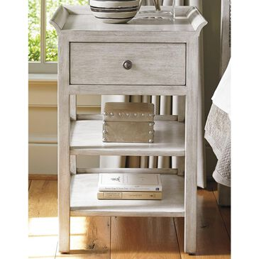 Lexington Furniture Oyster Bay Pelham Nightstand in Antique White, , large