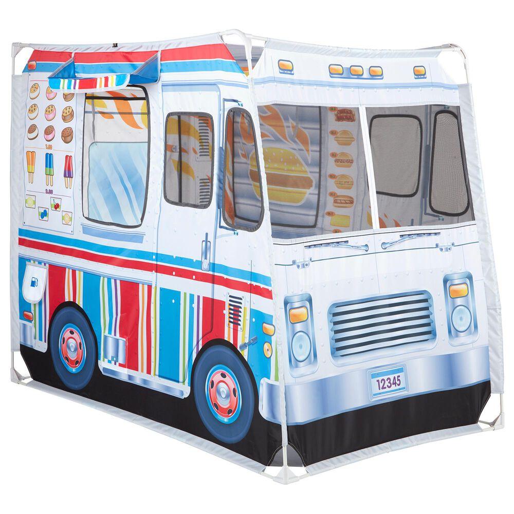 Melissa & Doug Food Truck Play Tent, , large