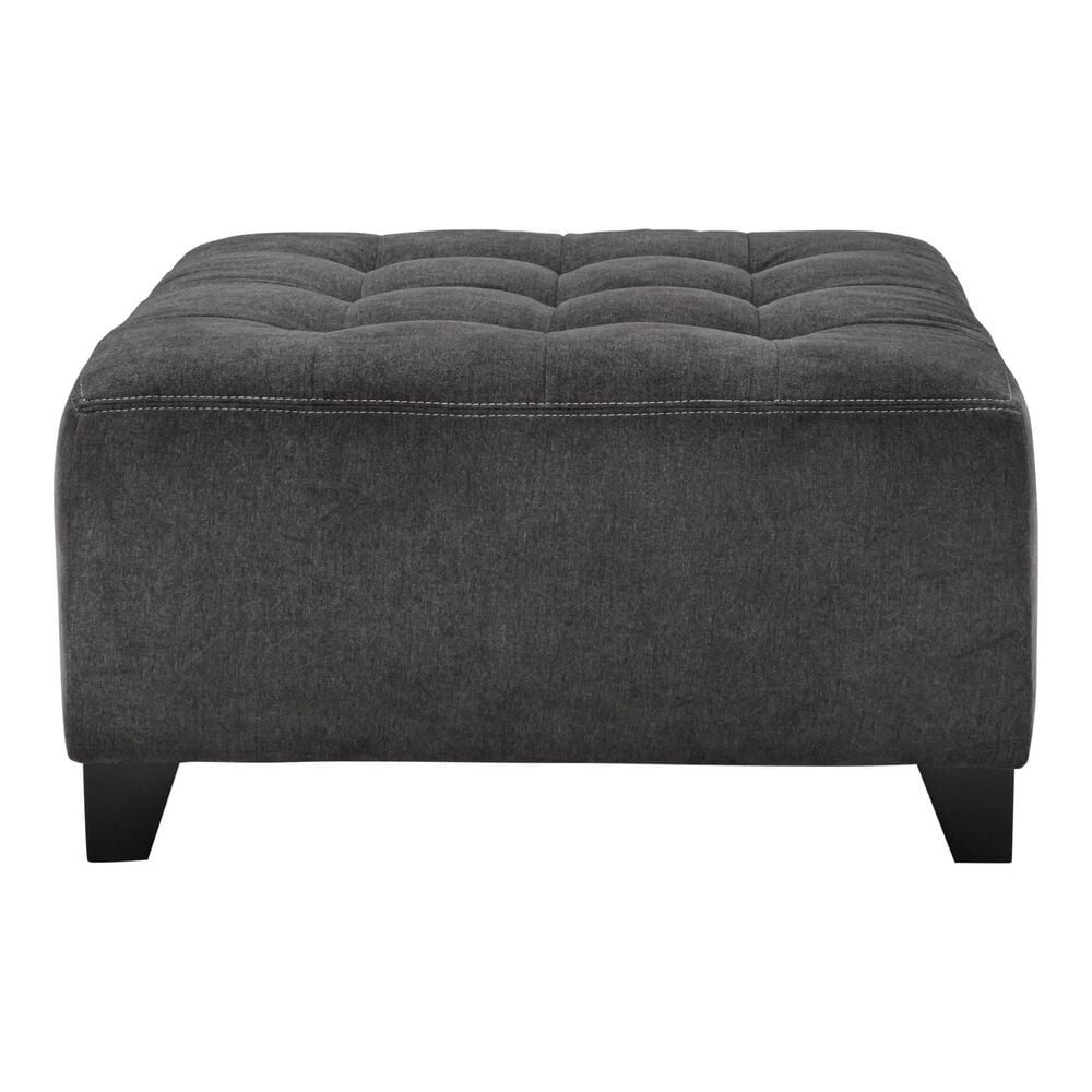 Jonathan Louis Belaire 6-Piece Modular Sectional and Ottoman in Caprice Granite, , large