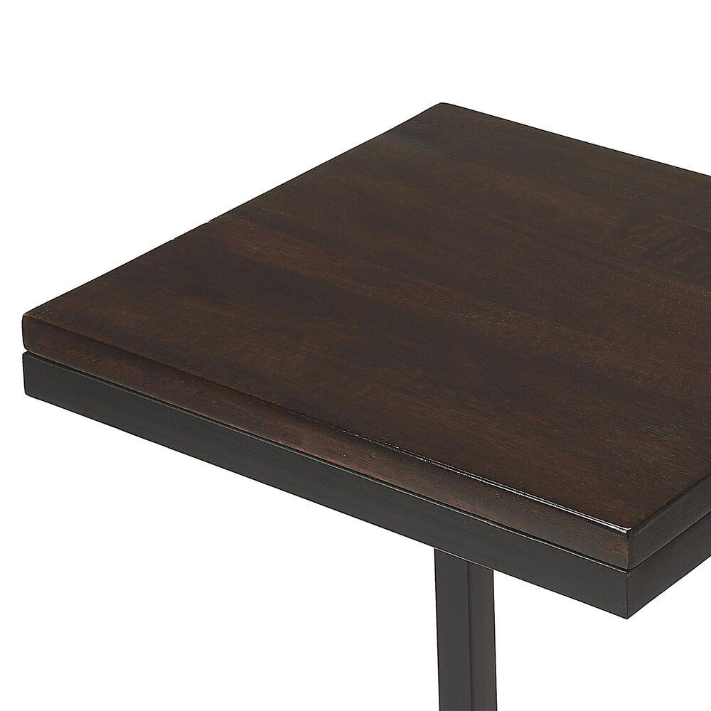 Butler Kilmer Accent Table in Dark Brown, , large