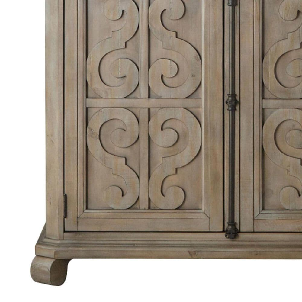 Nicolette Home Tinley Park Armoire in Dove Tail Gray, , large