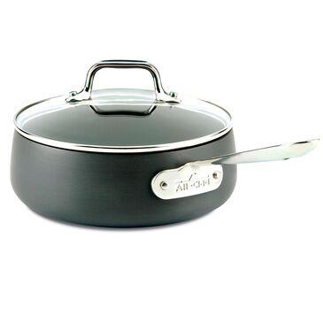 All-Clad HA1 2.5 Quart Sauce Pan, , large