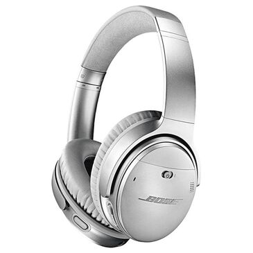 Bose QuietComfort 35 Series II Wireless Noise Cancelling Headphones - Silver, , large
