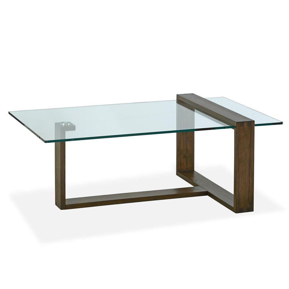 Nicolette Home Bristow Cocktail Table in Acorn, , large