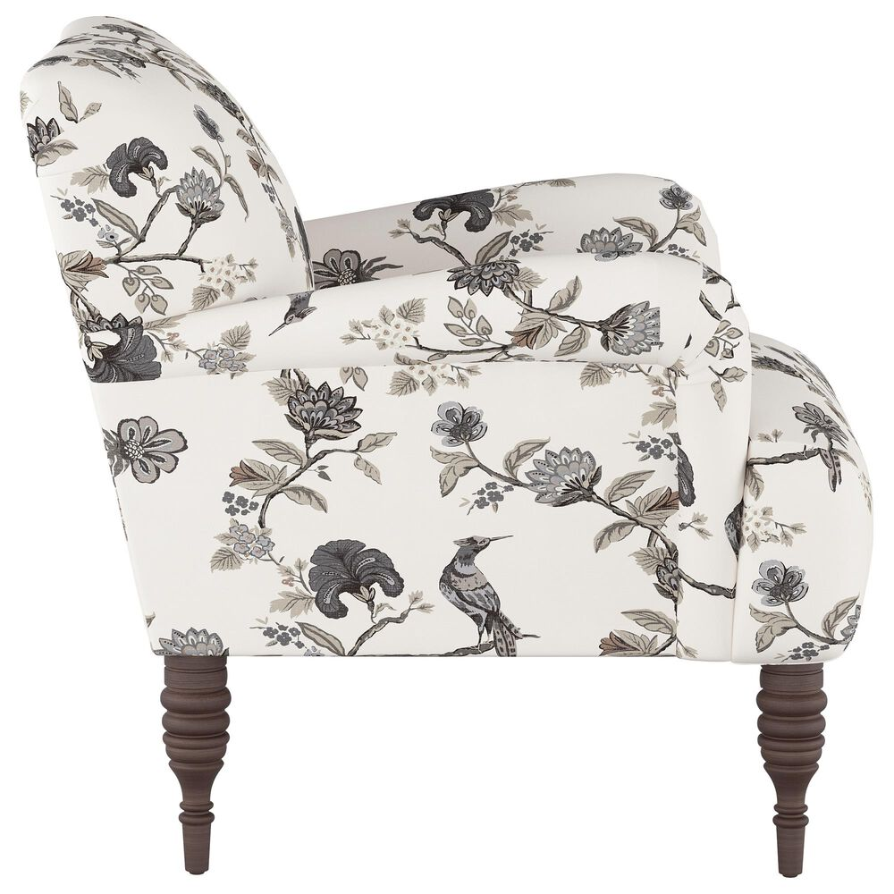 Skyline Furniture Upholstered Chair in Shaana Ink, , large