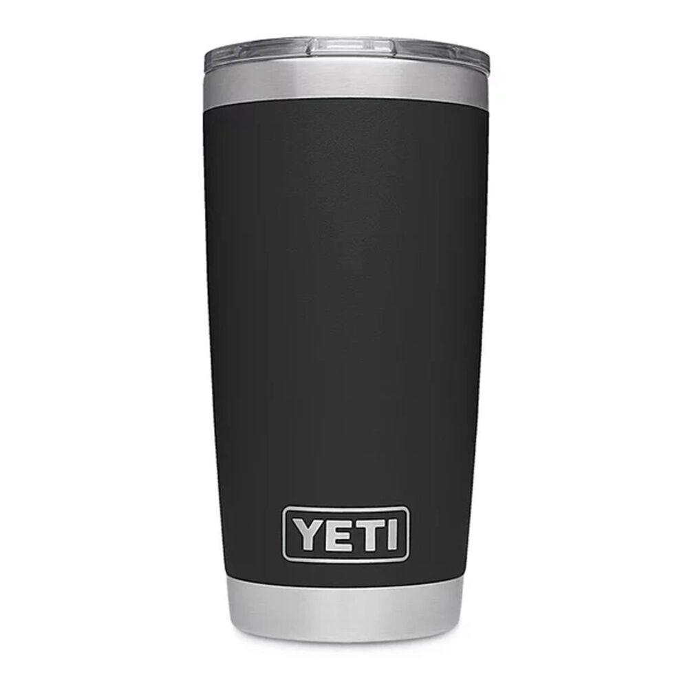 YETI Rambler 20 Oz Tumbler with MagSlider Lid in Black, , large