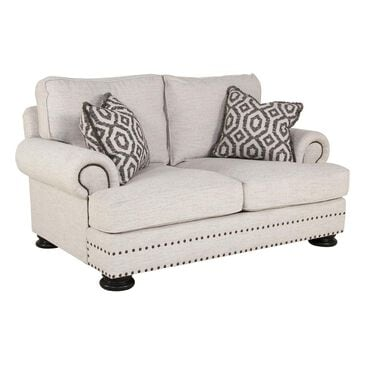 Bernhardt Foster Loveseat in Natural, , large