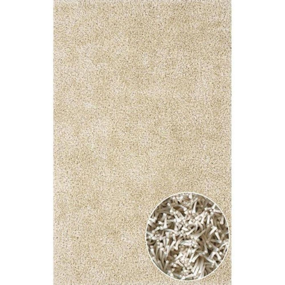 Dalyn Rug Company Illusions IL69 8' x 10' Ivory Shag Area Rug, , large
