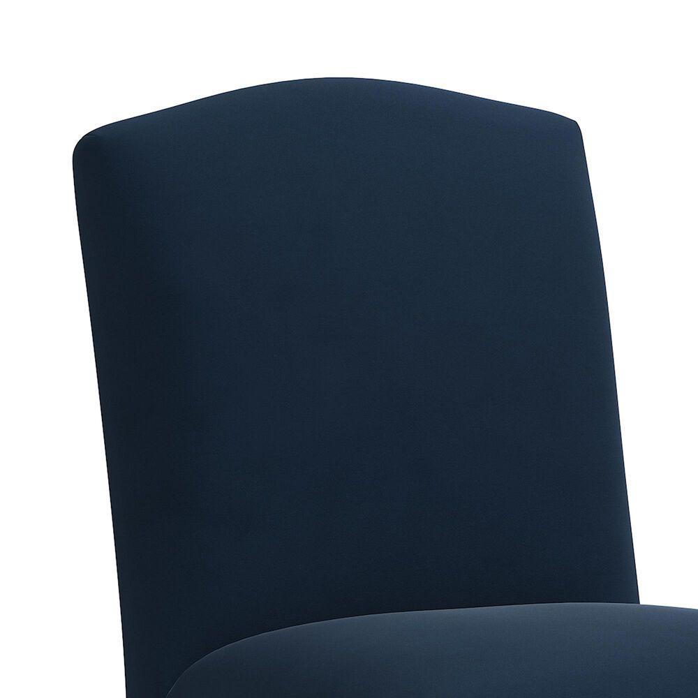 Skyline Furniture Bar stool in Velvet Ink, , large