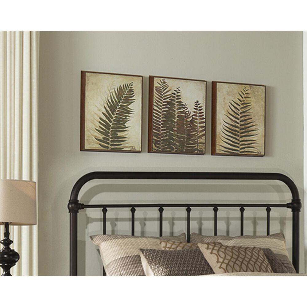 Richlands Furniture Kirkland Queen Bed in Dark Bronze, , large