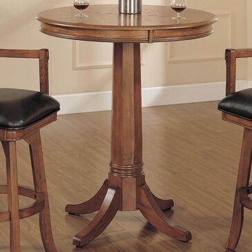 Richlands Furniture Pub Table in Medium Brown Oak, , large