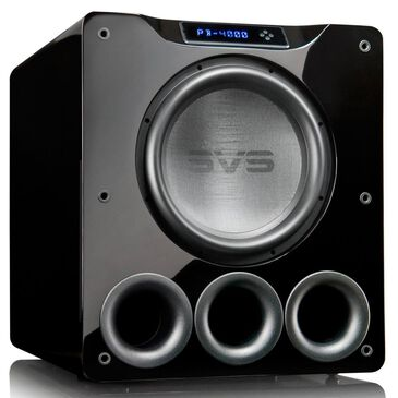 "SVS 13.5"" PB-4000 Subwoofer - Piano Gloss, , large"