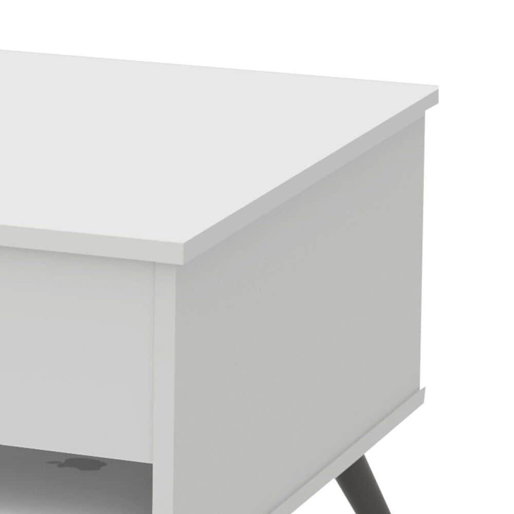 """Bestar Small Space Krom 37"""" Lift-Top Storage Coffee Table in White, , large"""
