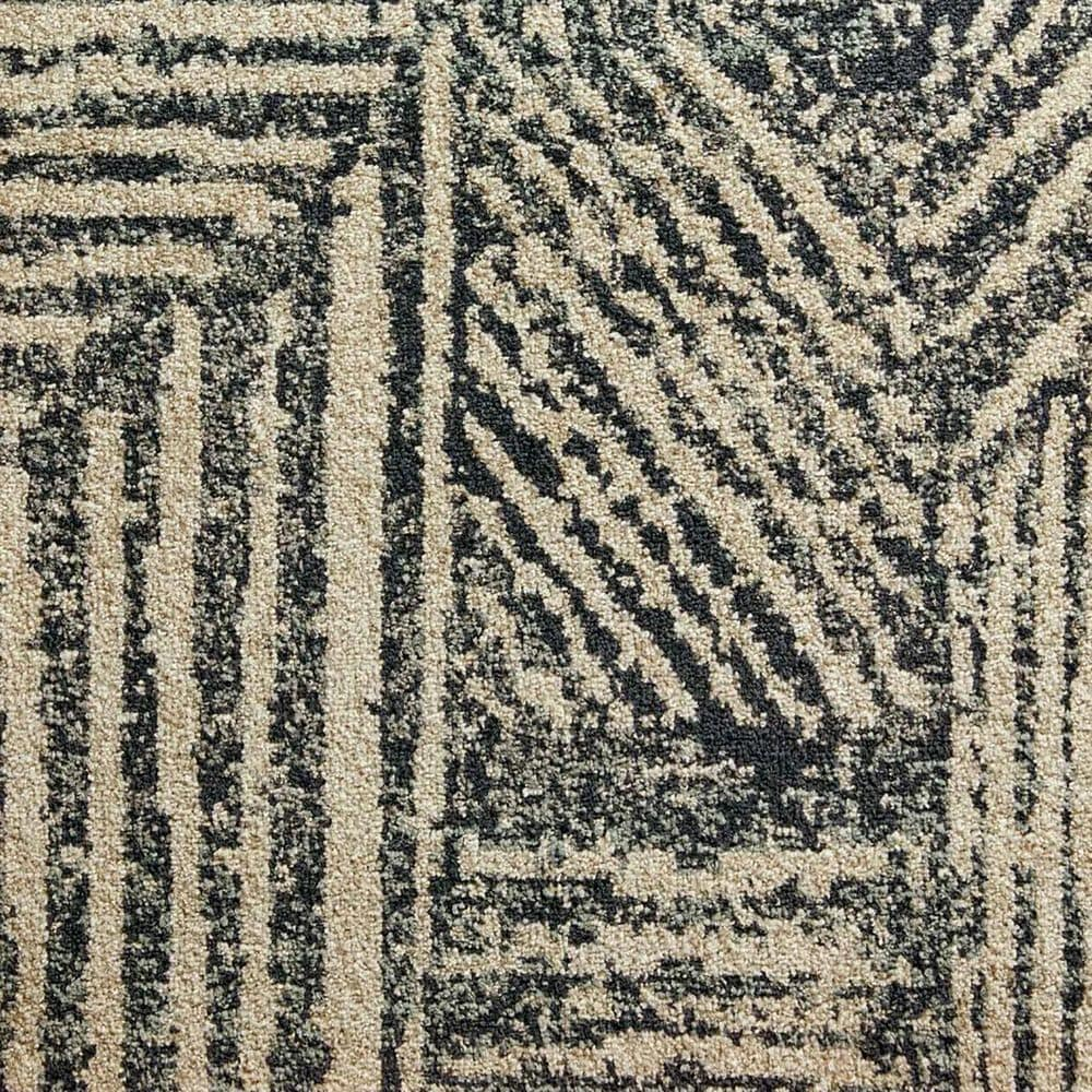"""Loloi II Bowery 2'3"""" x 4' Midnight and Taupe Area Rug, , large"""