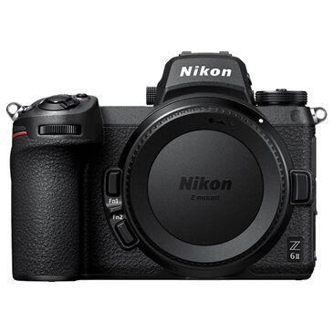 Nikon Z 6II FX-Format Camera Body in Black, , large
