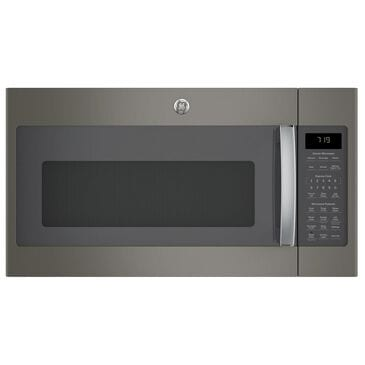 GE Appliances 1.9 Cu. Ft. Over-the-Range Microwave with Sensor in Slate, Slate, large