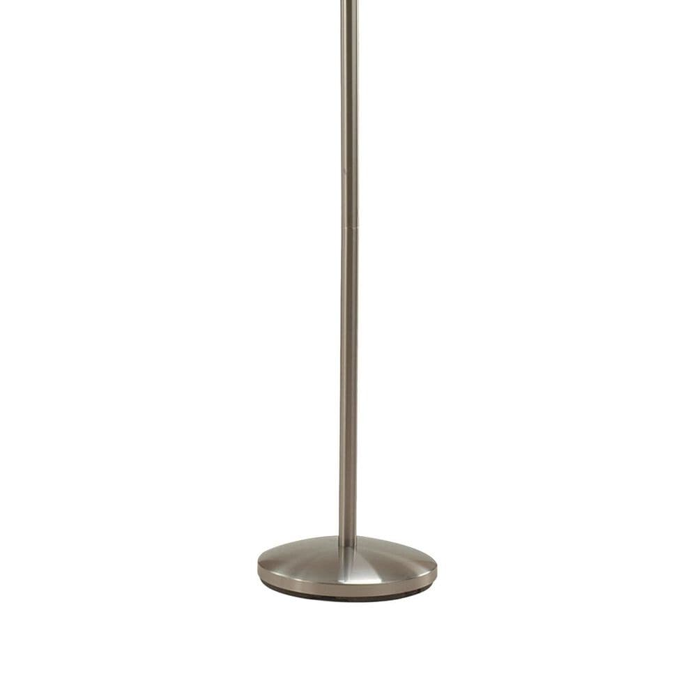 Adesso Coat Rack in Brushed Steel, , large