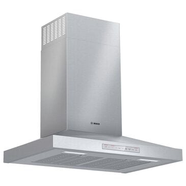 "Bosch 30"" Chimney Hood with Home Connect in Stainless Steel, , large"