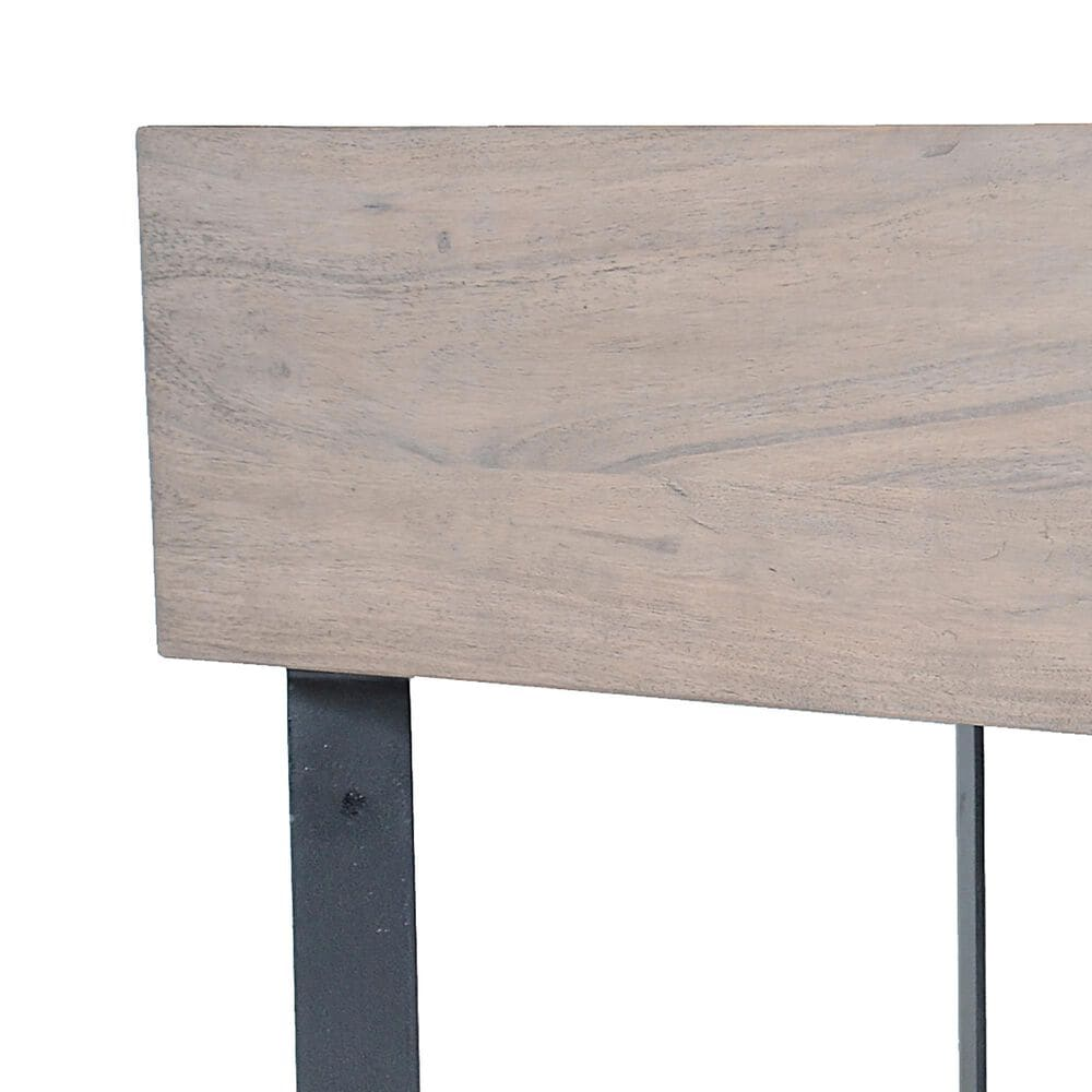 Moe's Home Collection Tiburon Side Table in Grey, , large