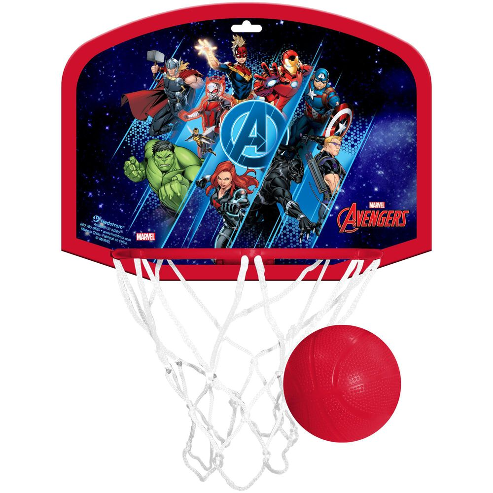 Ball, Bounce, and Sport Inc. Licensed Marvel Avengers Hoop Set, , large
