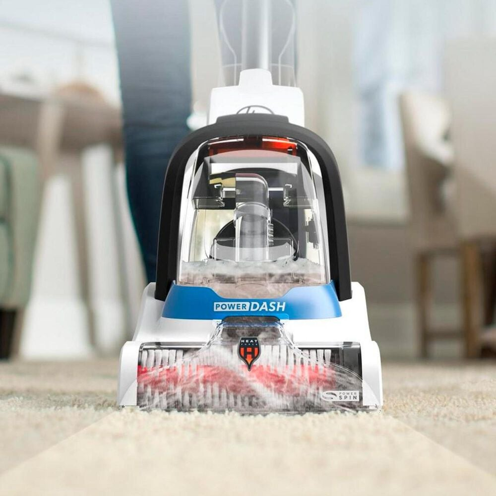 Hoover Powerdash Pet Compact Carpet Cleaner , , large