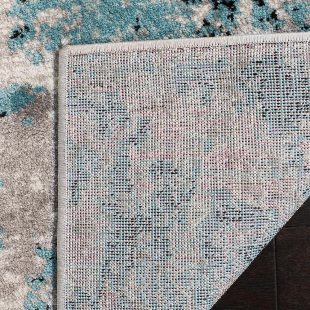 Safavieh Skyler SKY186M 6' x 9' Blue and Ivory Area Rug, , large