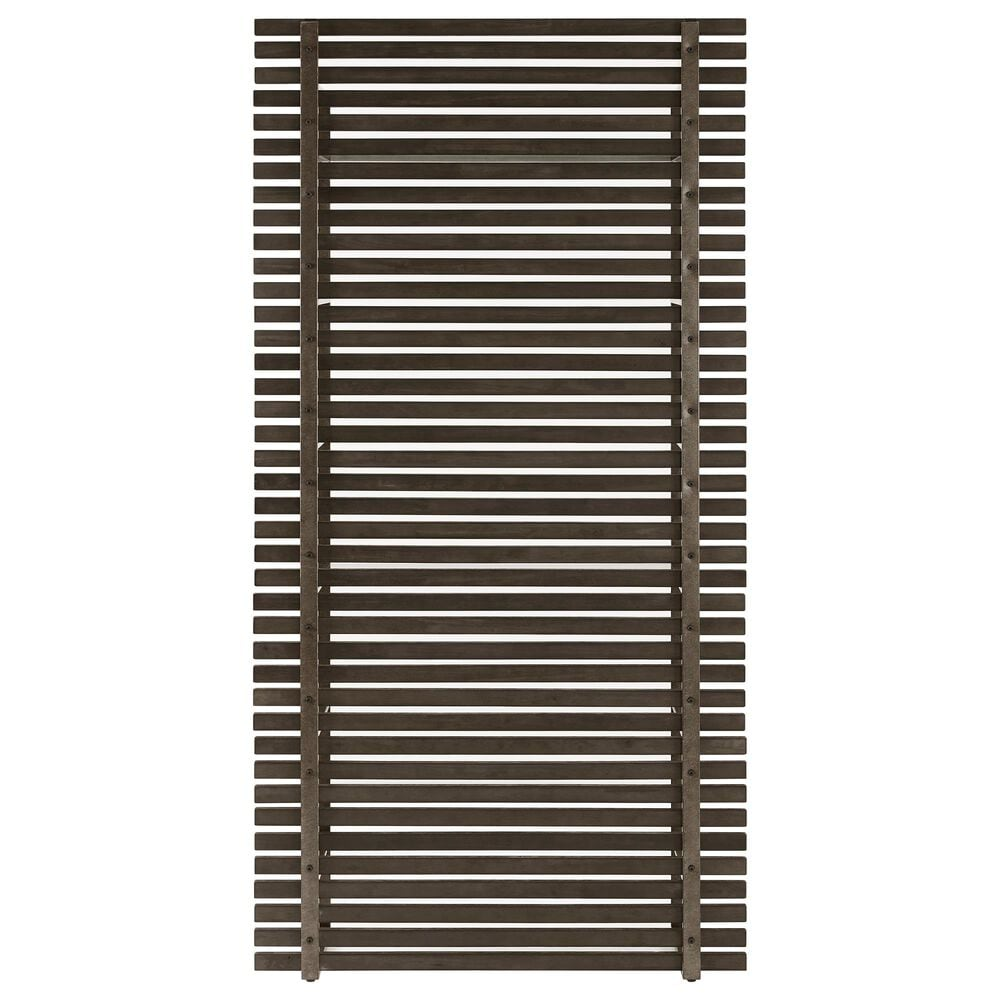 Accentric Approach Etagere in Brown, , large
