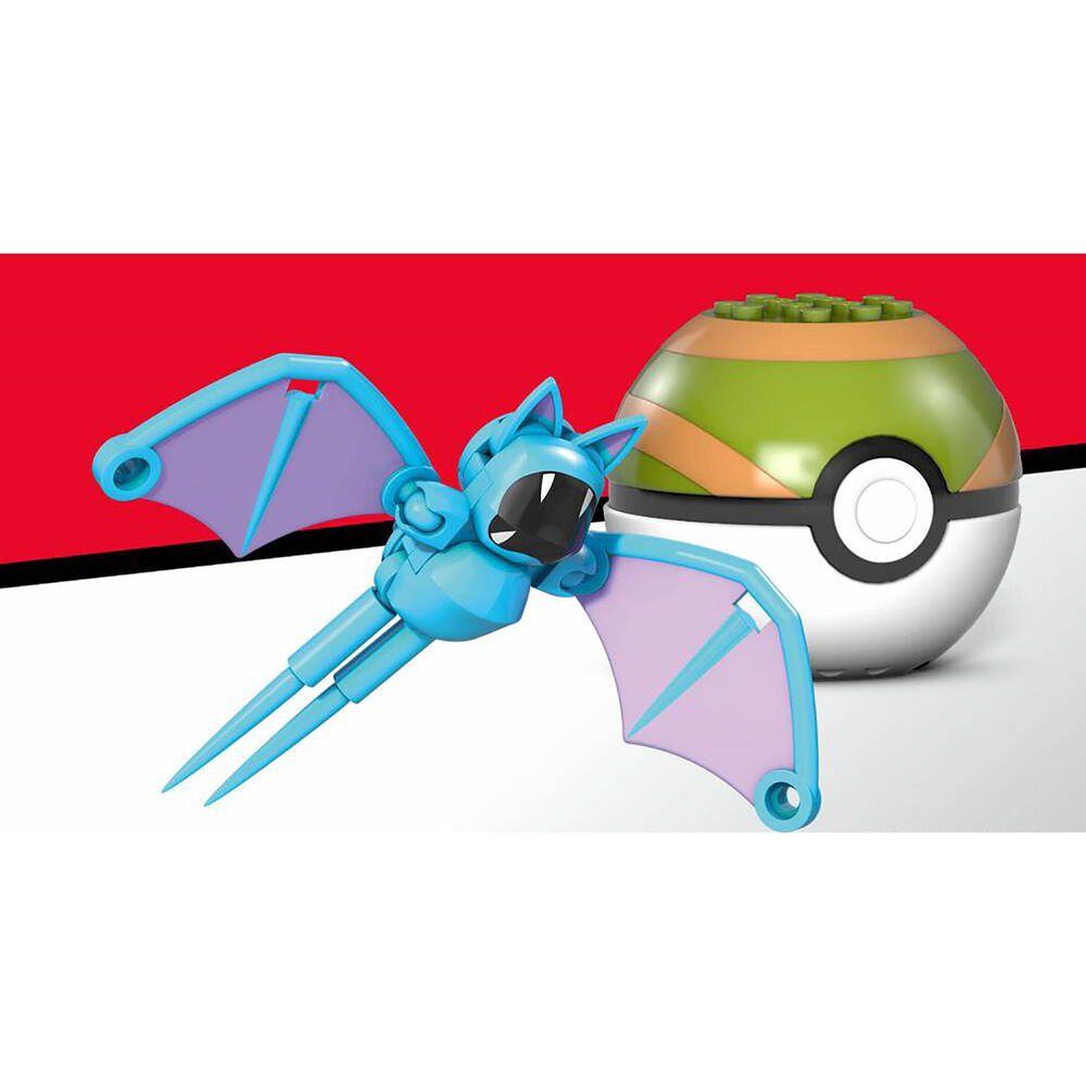 Mega Construx Pokemon Zubat Building Set, , large