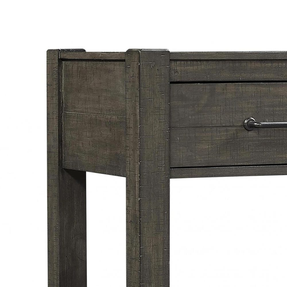 Riva Ridge Mill Creek 1 Drawer Nightstand in Carob, , large
