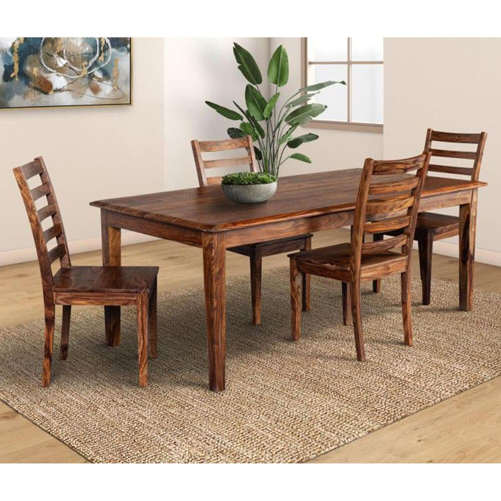 Porter Design Sonora Dining Table in Brown, , large