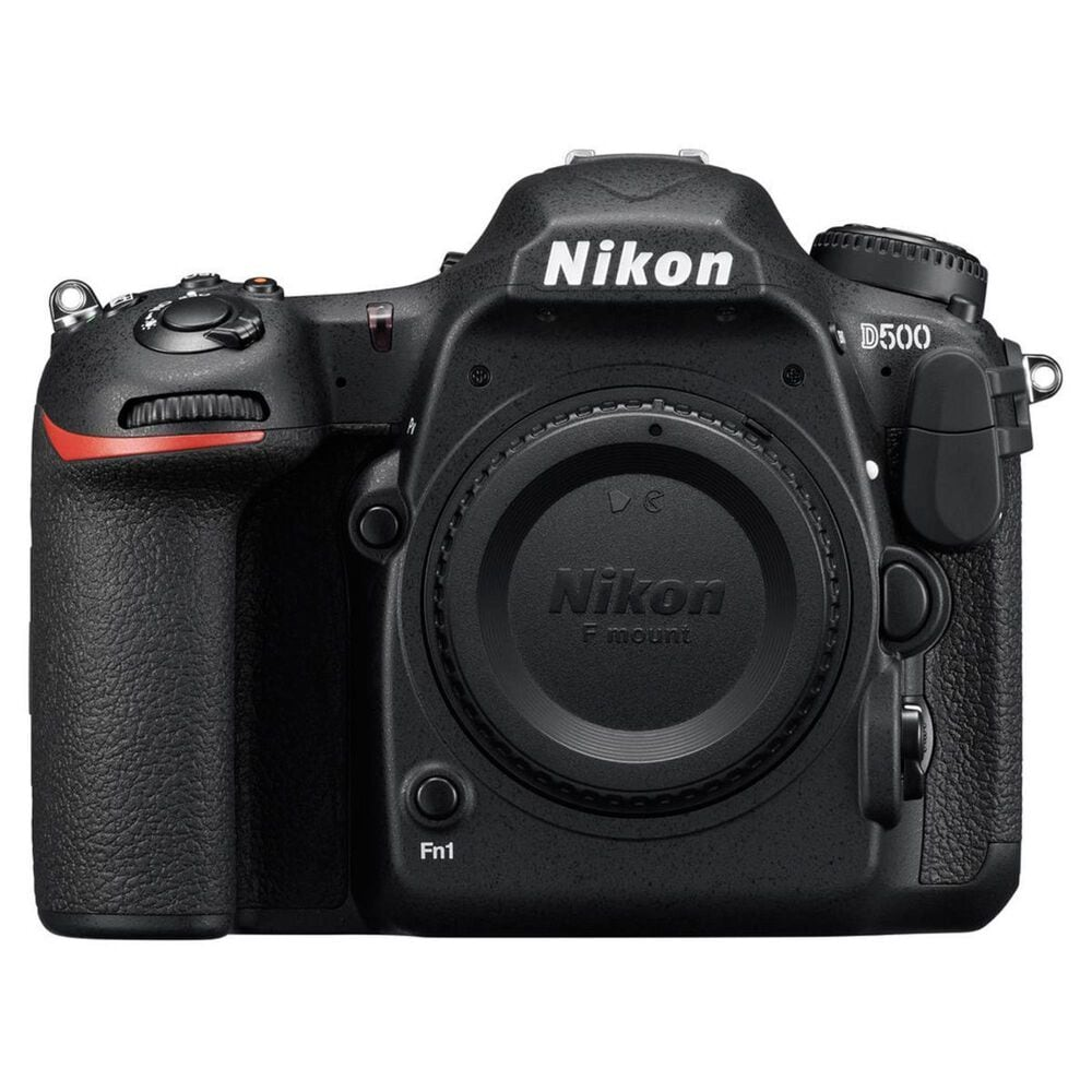 Nikon D500 DSLR Camera (Body Only) and Multi Battery Power Pack, , large