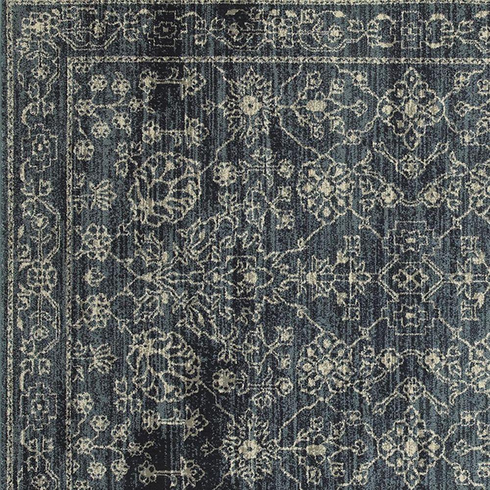 """Oriental Weavers Linden 7804D 3'10"""" x 5'5"""" Navy Area Rug, , large"""