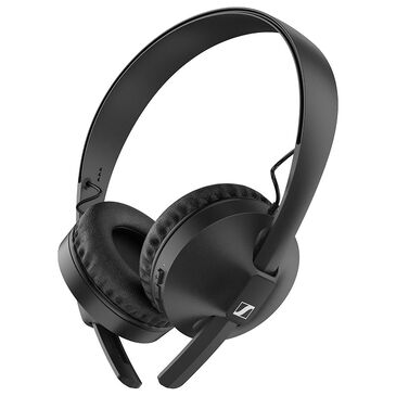Sennheiser HD 250BT On-Ear Bluetooth Headphones in Black, , large