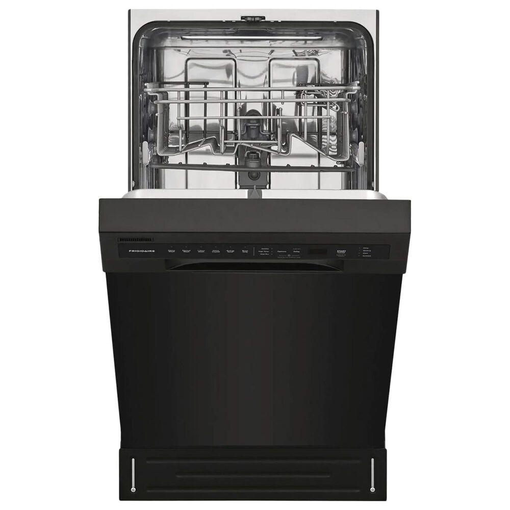 "Frigidaire 18"" Built-In Dishwasher in Black, , large"