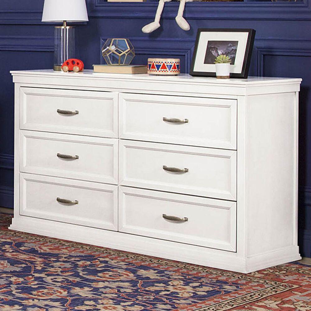 Franklin & Ben Langford 6 Drawer Dresser in Warm White, , large
