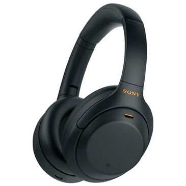 Sony Over Ear Bluetooth Noise Canceling in Black, , large
