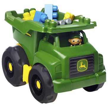 Mega Bloks John Deere Dump Truck , , large