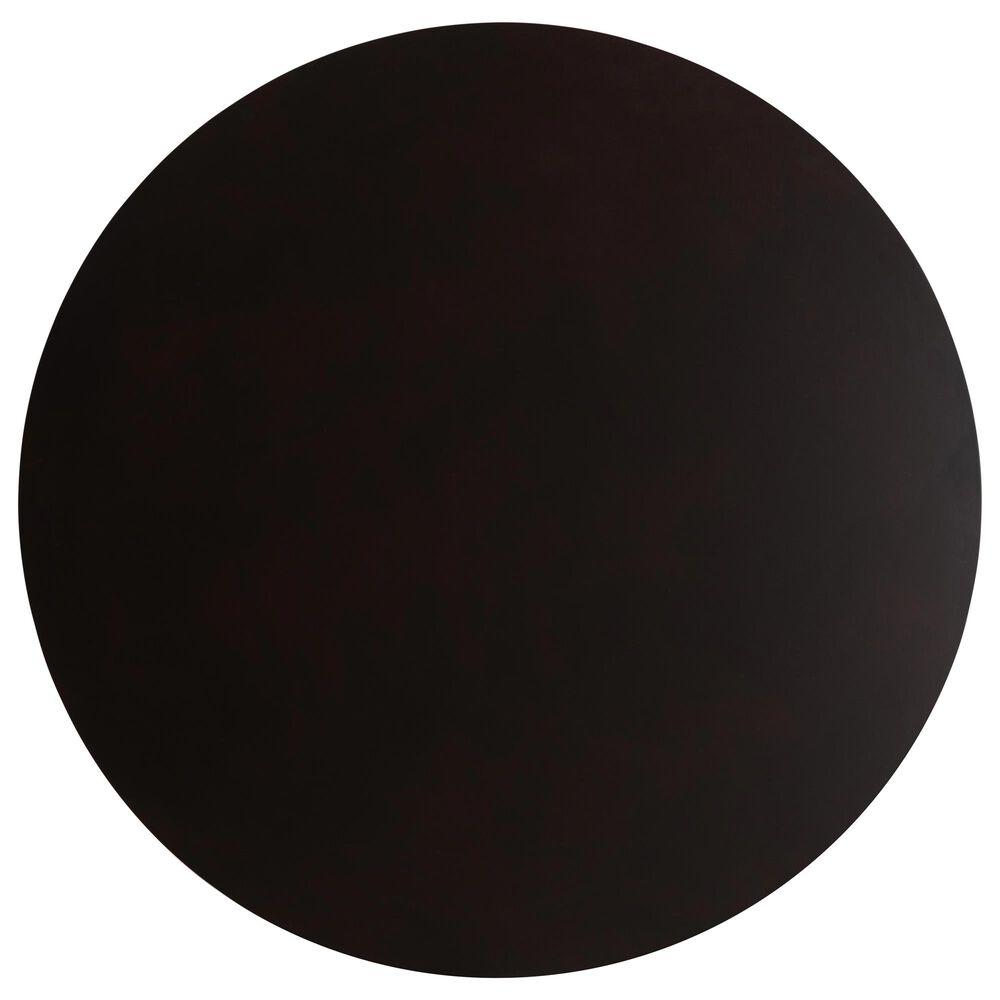 "Baxton Studio Tilde 35"" Dining Table in Dark Brown, , large"