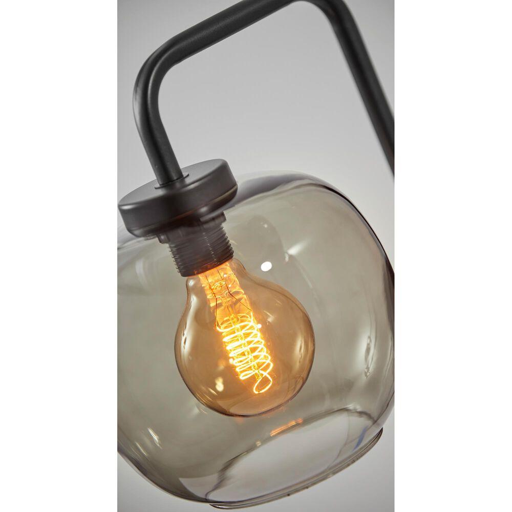Adesso Ashton Floor Lamp in Matte Black, , large