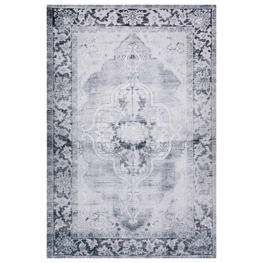 """Dalyn Rug Company Amanti AM1 2""""3"""" x 7""""7"""" Granite Scatter Rug, , large"""