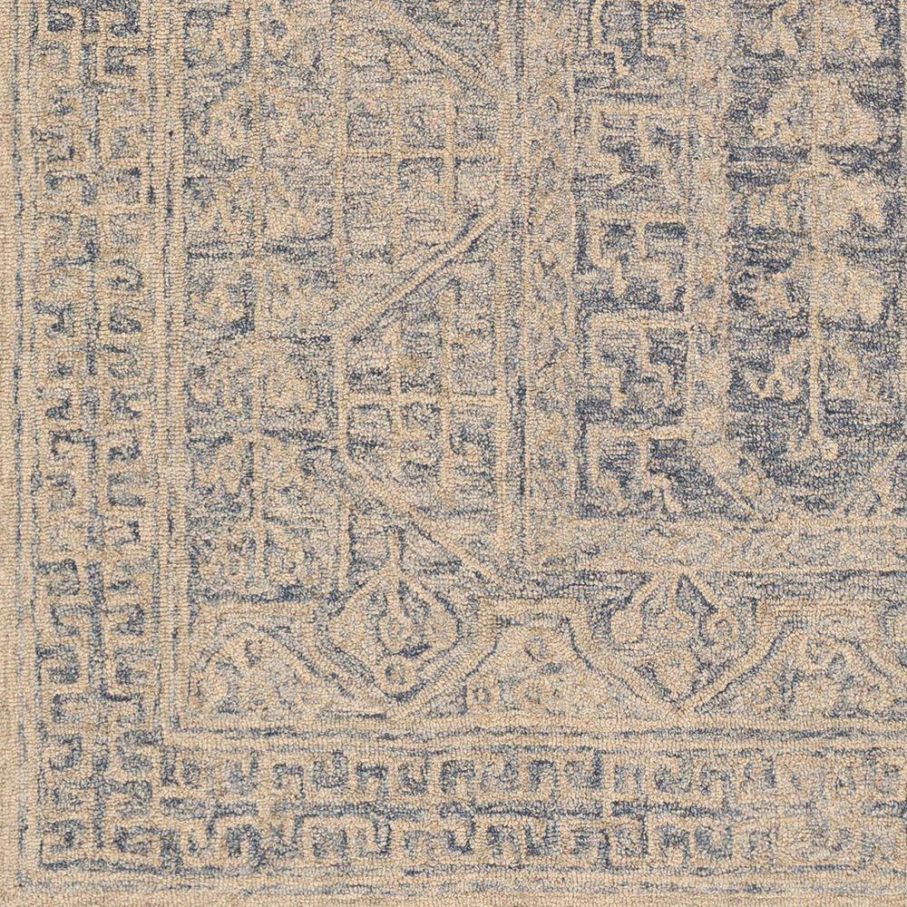 Surya Granada GND-2318 8' x 10' Dark Blue, Denim and Khaki Area Rug, , large