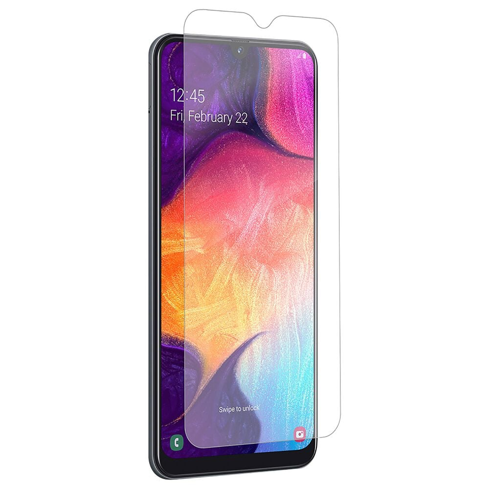 Zagg Invisibleshield Glass Plus Glass Screen Protector For Samsung Galaxy A50 - Clear, , large