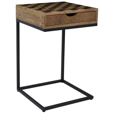 Waltham Global Archive Checkerboard in Brown Checker, , large