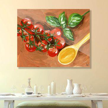 "Creative Gallery ""Pomodori"" 16x20 Acrylic Wall Art Print, , large"