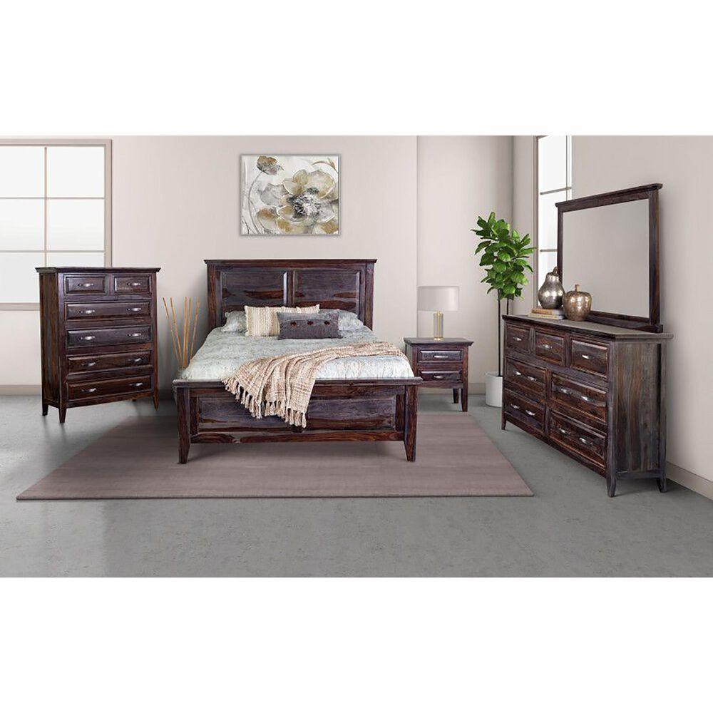 Porter Design Sonora 3 Piece Queen Bedroom Set in Midnight, , large